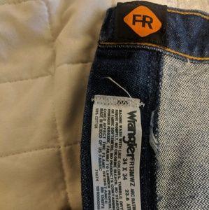 Wrangler Jeans - Wrangler FR Jeans